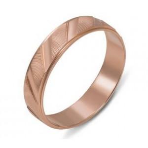 Золотое обручальное кольцо 1100/2