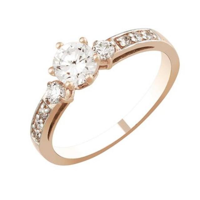 Золотое кольцо 1195281sv