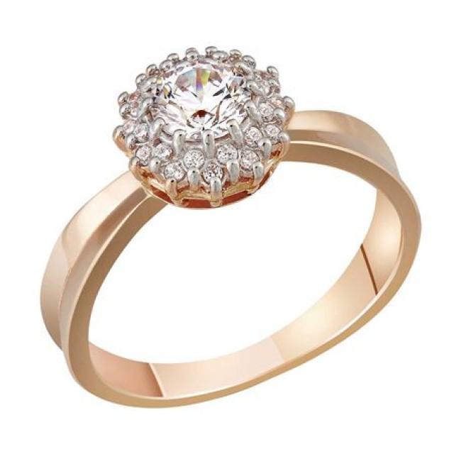 Золотое кольцо 1195561sv