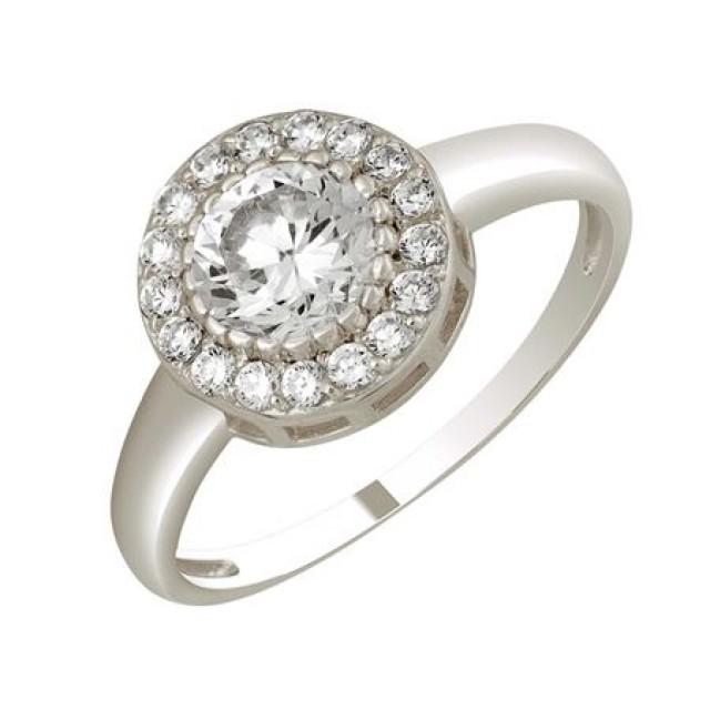 Золотое кольцо 1195652sv фото