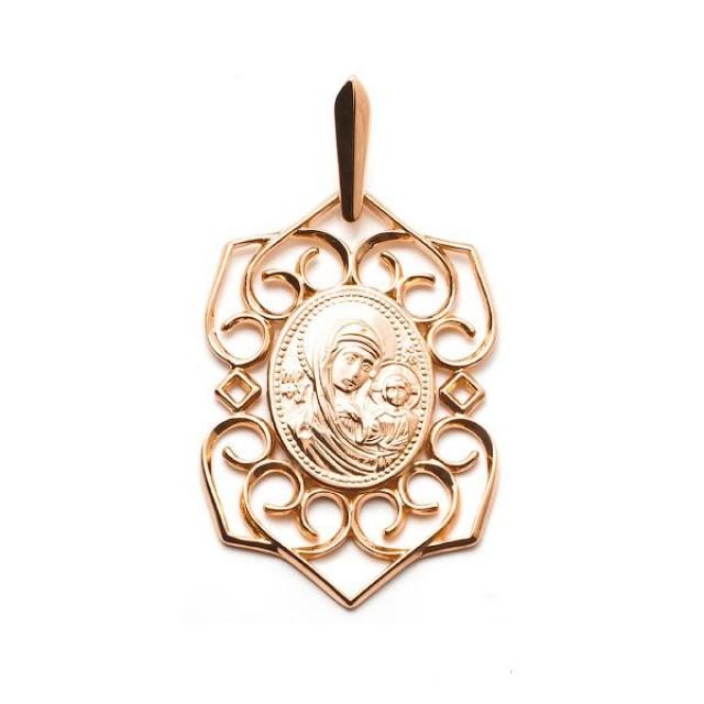 Золотая иконка 146500