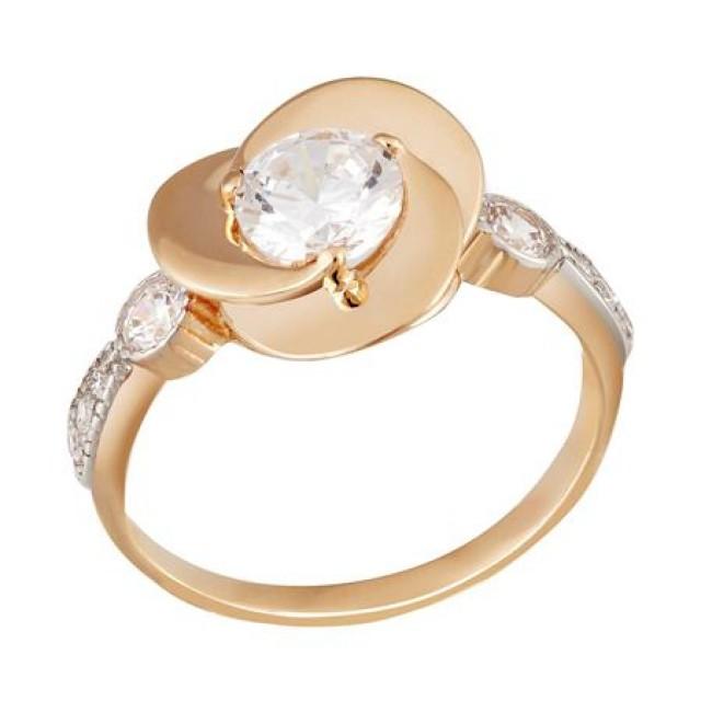 Золотое кольцо 1694871sv