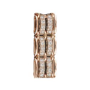 Золотой браслет для часов женский 169ач