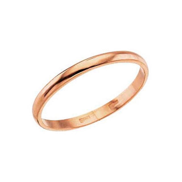 Кольцо обручальное 4110524