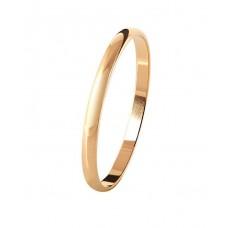 Золотое обручальное кольцо 4110519