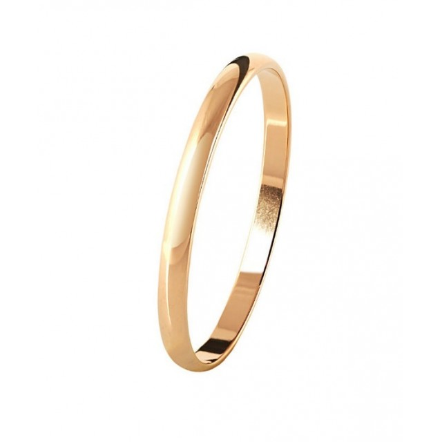 Золотое обручальное кольцо 4110518