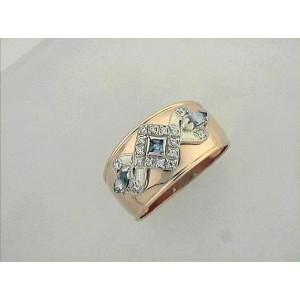 Золотое обручальное кольцо 3021477