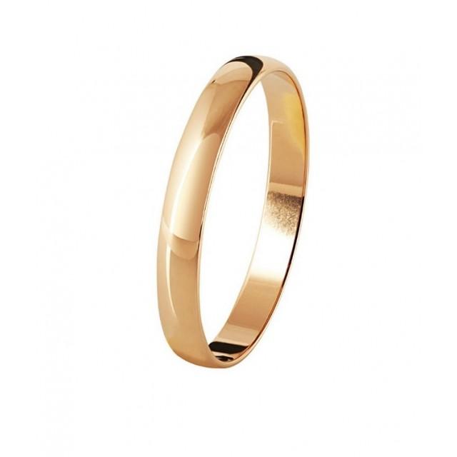 Золотое обручальное кольцо 4110529