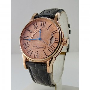 Золотые часы мужские GE42 фото