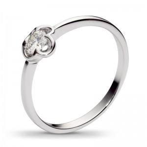 Золотое кольцо для помолвки 50-1