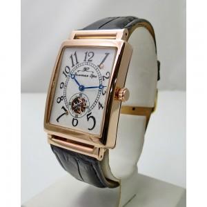Золотые часы мужские 55GE