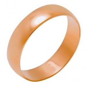 Золотое обручальное кольцо 4110549
