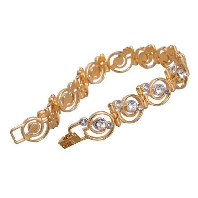 Золотой браслет 610010