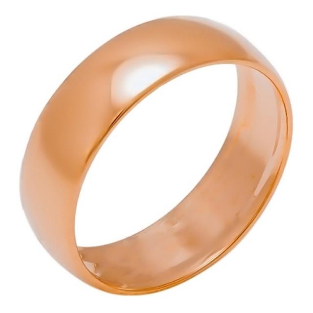 Золотое обручальное кольцо 4110559
