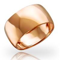Золотое кольцо обручальное классическое 4110579