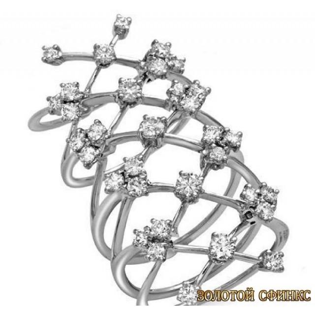 Золотое кольцо30680sf фото
