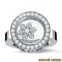Золотое кольцо с бриллиантами 30015-1cd