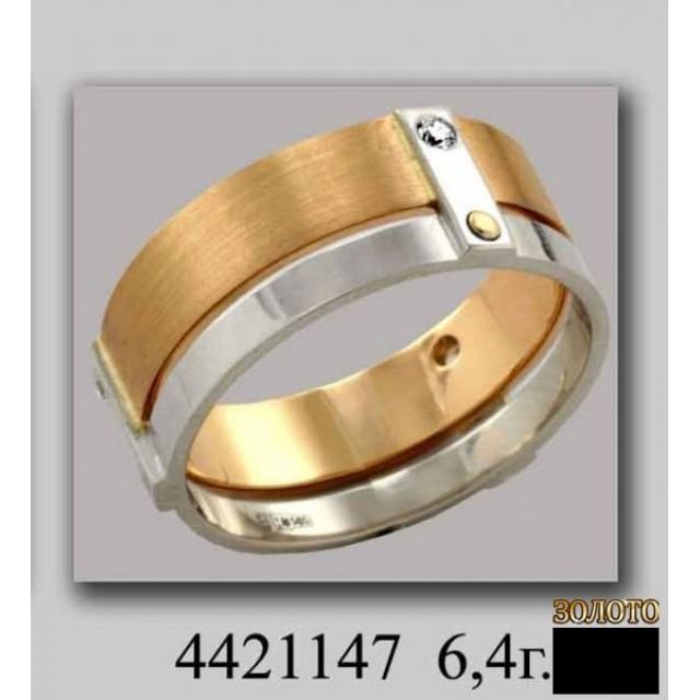 Обручальное кольцо 4421147k
