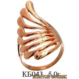 Кольцо кб 043