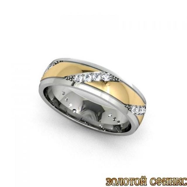 Обручальное кольцо 1103пр