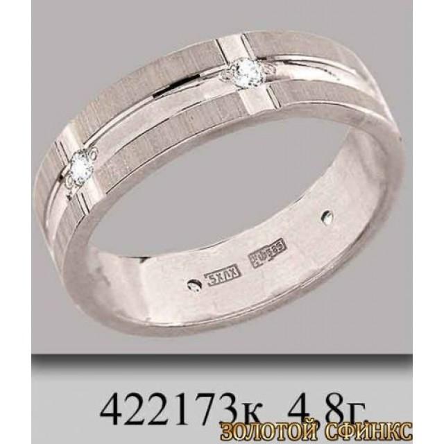 Обручальное кольцо 422173к