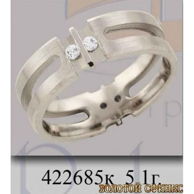 Обручальное кольцо 422685к