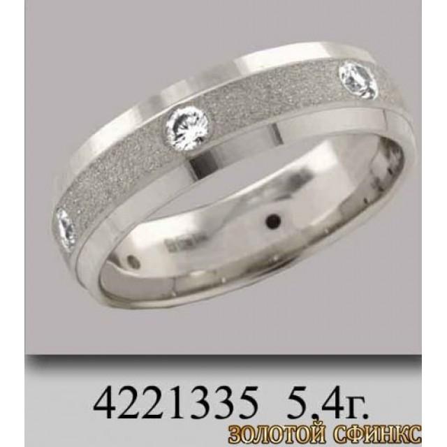 Обручальное кольцо 4221335
