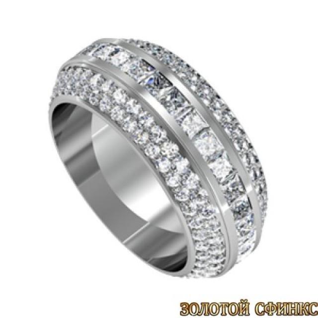 Золотое кольцо обручальное 3020043a-137а