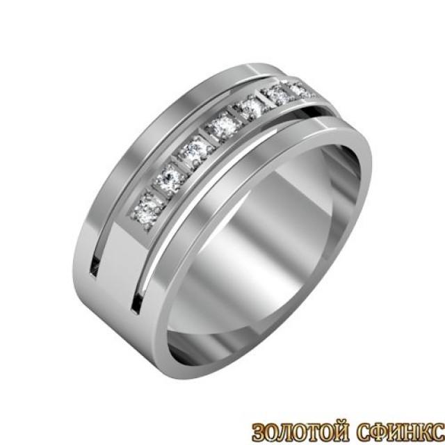 Золотое обручальное кольцо 3020031-165