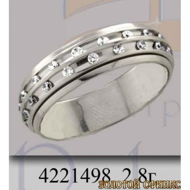 Обручальное кольцо золотое 4221498