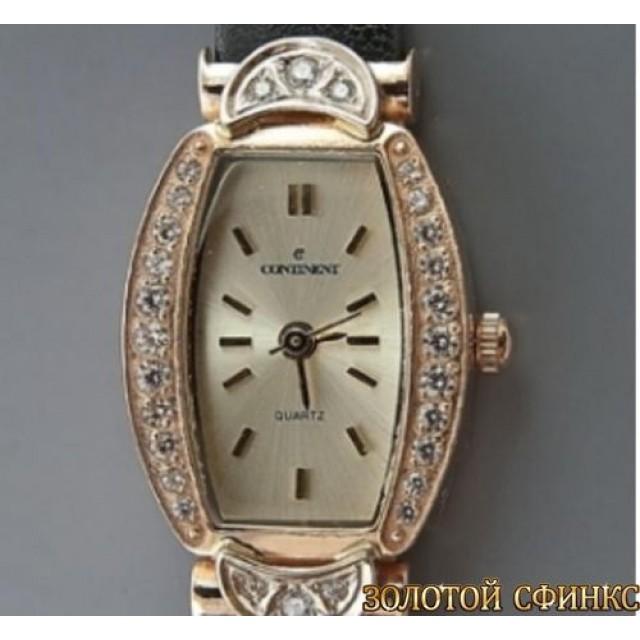 Золотые часы женские 41А/24ЗР