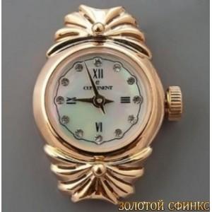Золотые часы женские 09