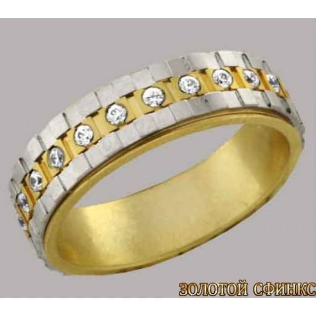 Золотое обручальное кольцо 4421426