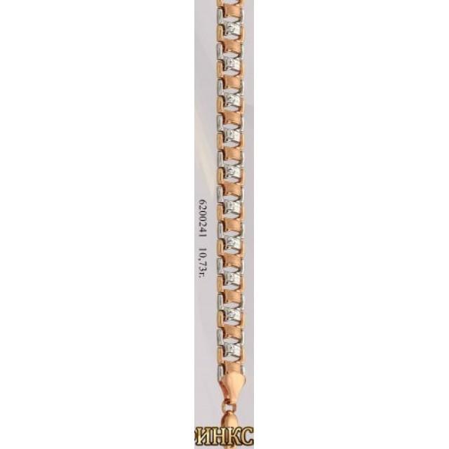 Золотой браслет 6200241