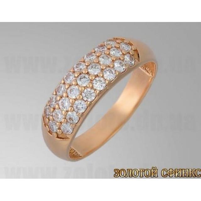 Золотое обручальное кольцо ШИК ЮЭ 2 фото