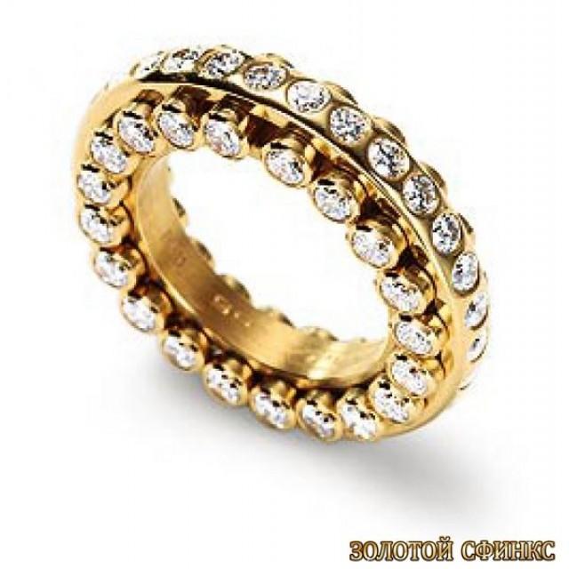 Обручальное кольцо 40009brr