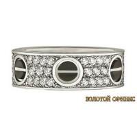 Обручальное кольцо 40023cr