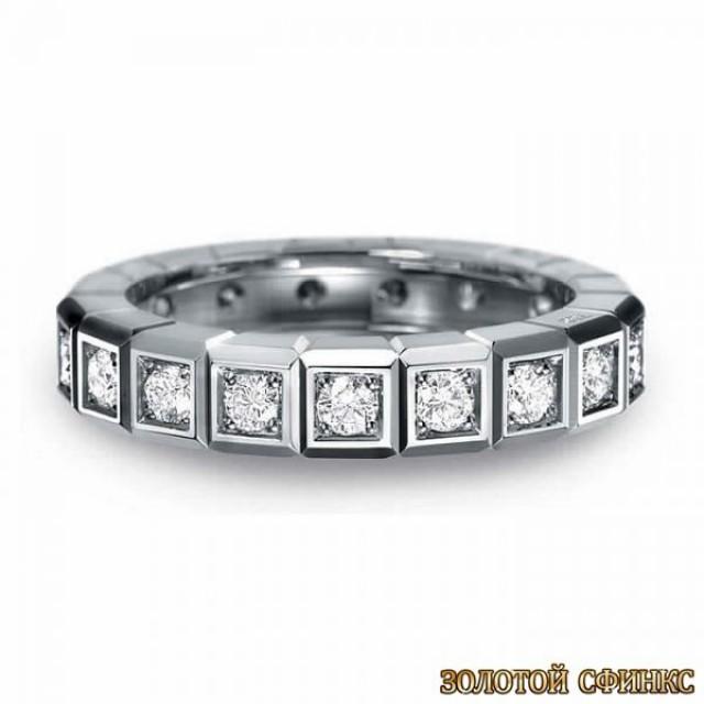 Обручальное кольцо 40030cd