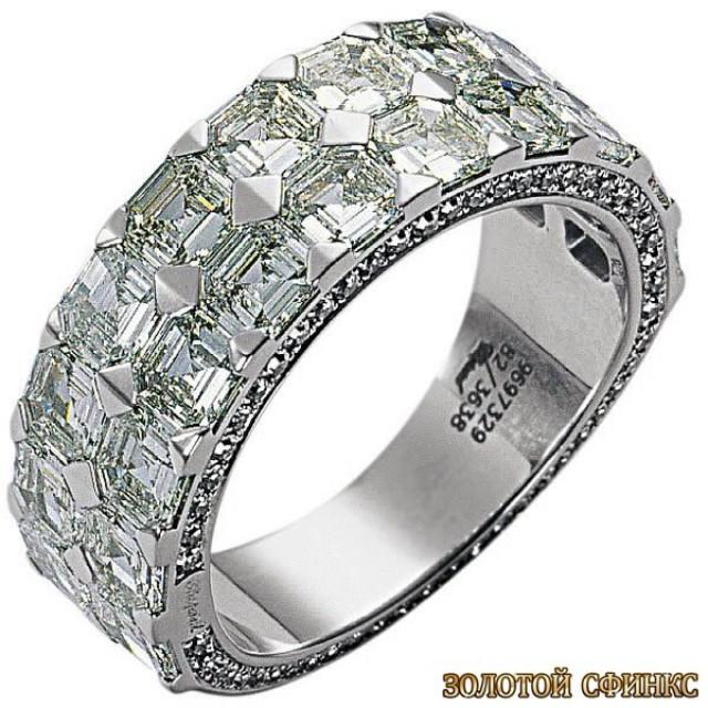 Обручальное кольцо 40031cd
