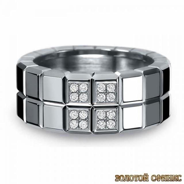 Обручальное кольцо 40032cd