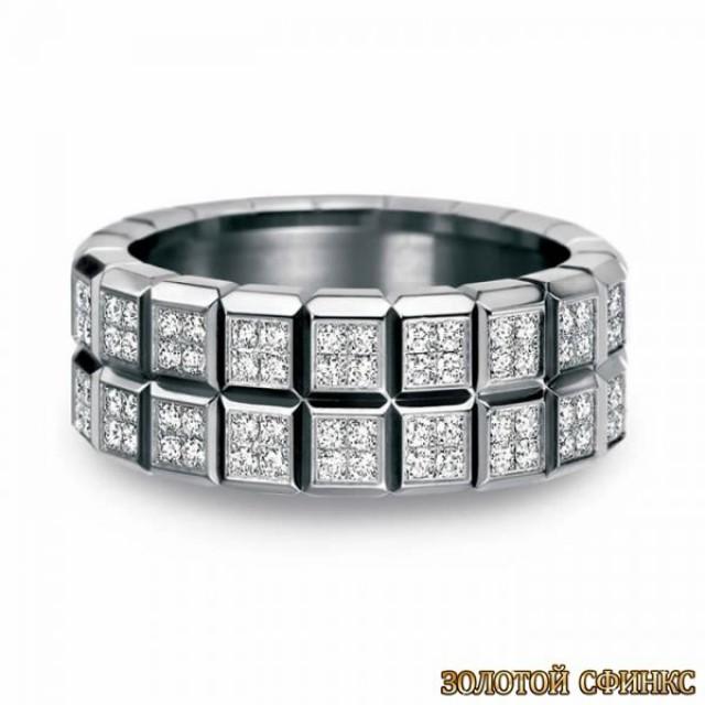 Обручальное кольцо 40033cd