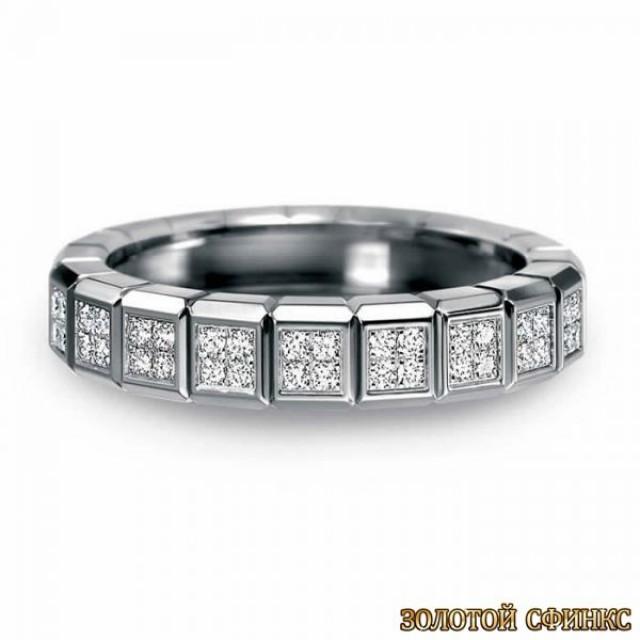 Обручальное кольцо 40034cd