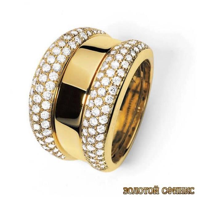 Обручальное кольцо 40036cd