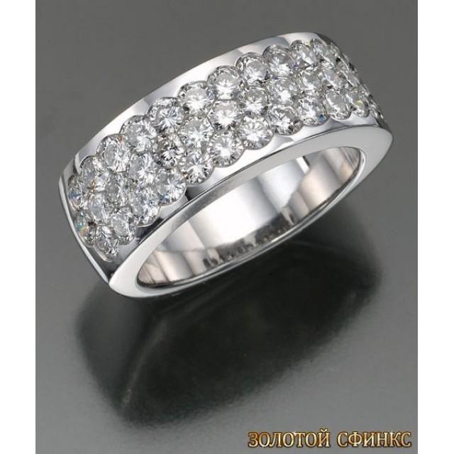 Обручальное кольцо 40040ce