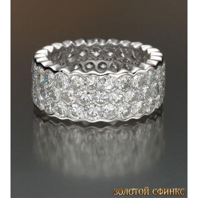 Обручальное кольцо 40041ce