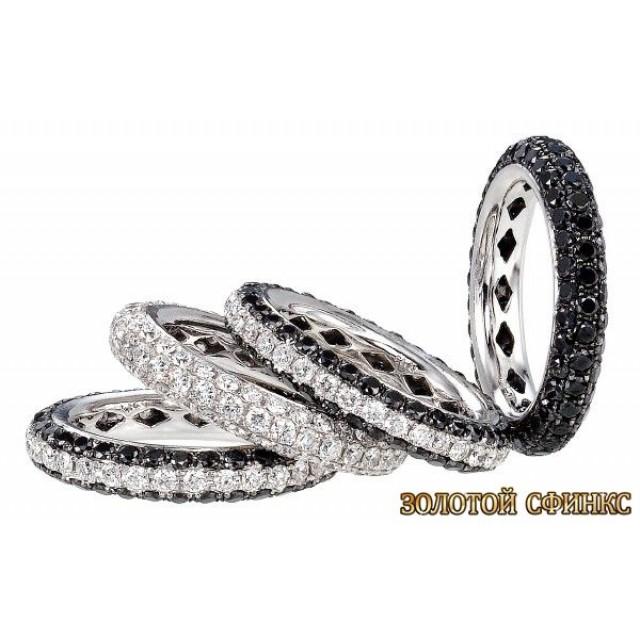 Обручальное кольцо 40058dj