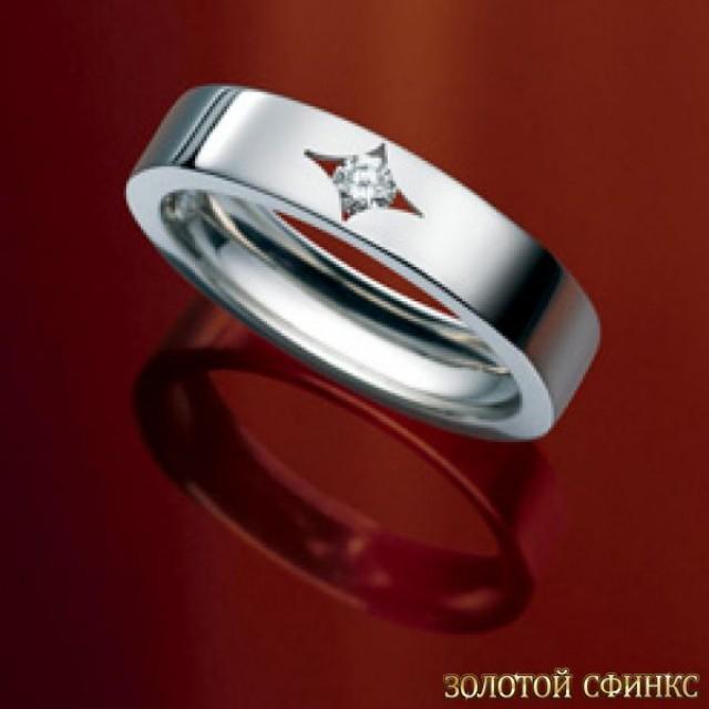 Обручальное кольцо 40065db