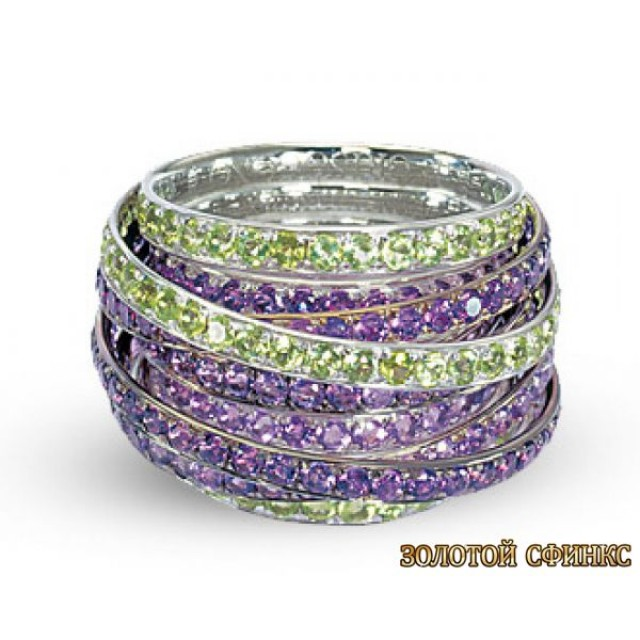 Обручальное кольцо 40067dg