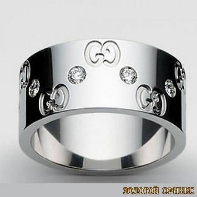 Обручальное кольцо 40078gi