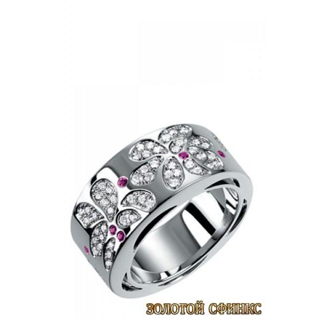 Обручальное кольцо 40092lh